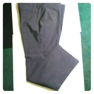 Banana Republic Logan Fit Dress Pants 14 Stretch